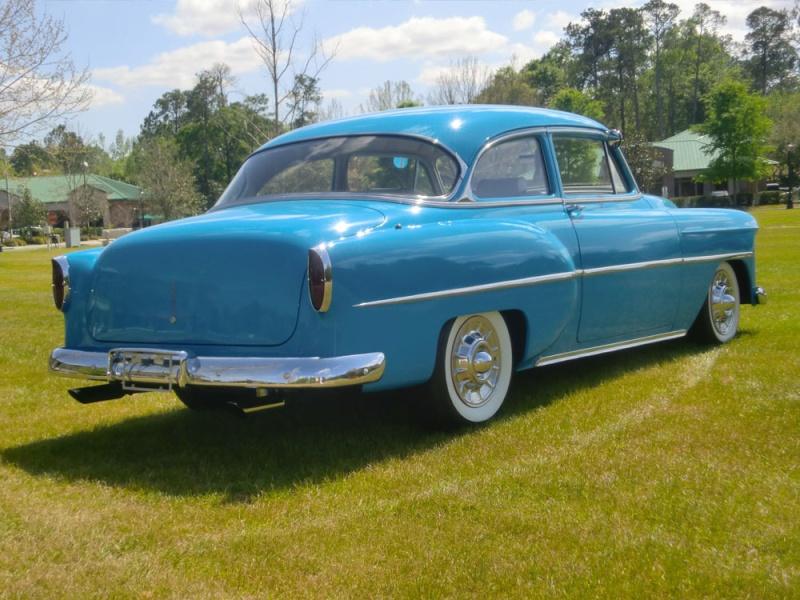 Chevy 1953 - 1954 custom & mild custom galerie - Page 2 X1953x12