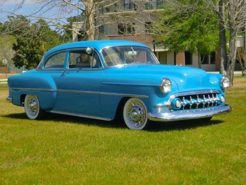 Chevy 1953 - 1954 custom & mild custom galerie - Page 2 X1953x13