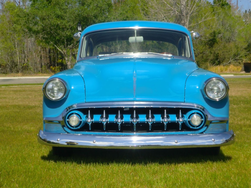 Chevy 1953 - 1954 custom & mild custom galerie - Page 2 X1953x16