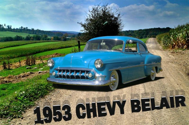 Chevy 1953 - 1954 custom & mild custom galerie - Page 2 X1953x24