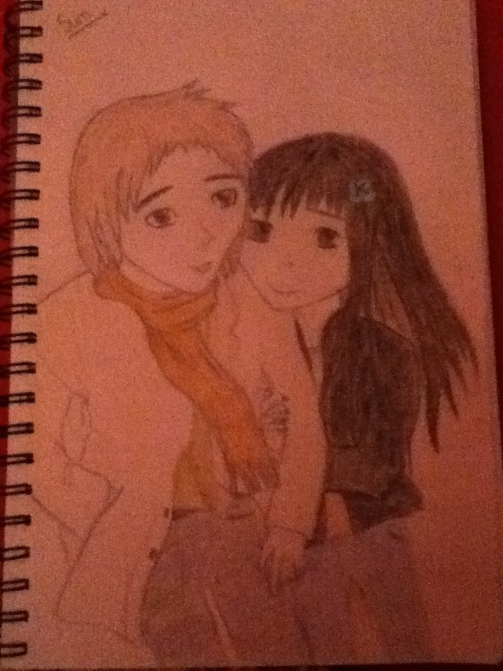 Don't really know where to put my drawings but here's what I've done so far! :D - Page 2 Image_10
