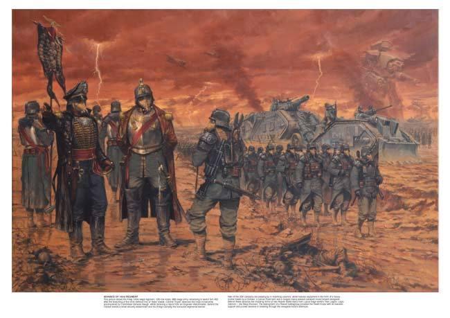 [ROMAN 40K] Absolutum Dominium : Le récit de la traque du commandeur O'Shaserra par une unité des forces spéciales de l'Inquisition A391c311