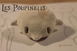 Les Poupinells : tronc modelé. Poupin10