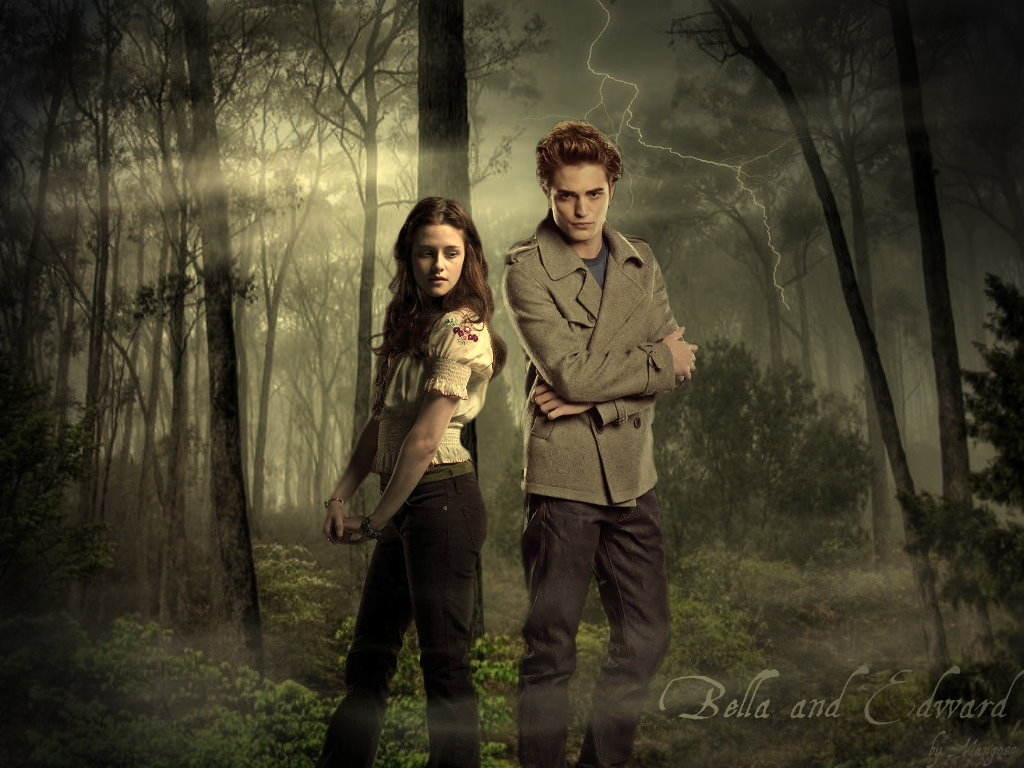 Edward & Bella In-the10