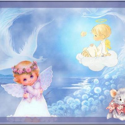 le temps n'Efface rien..... Juste le moment présent aide à vivre mieux Luna tu auras 3 ans d'ailes d'ange cet année le 17 mai 2013 je cite ton histoire qu'elle reste à jamais 21632411
