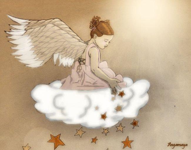 le temps n'Efface rien..... Juste le moment présent aide à vivre mieux Luna tu auras 3 ans d'ailes d'ange cet année le 17 mai 2013 je cite ton histoire qu'elle reste à jamais 25421111