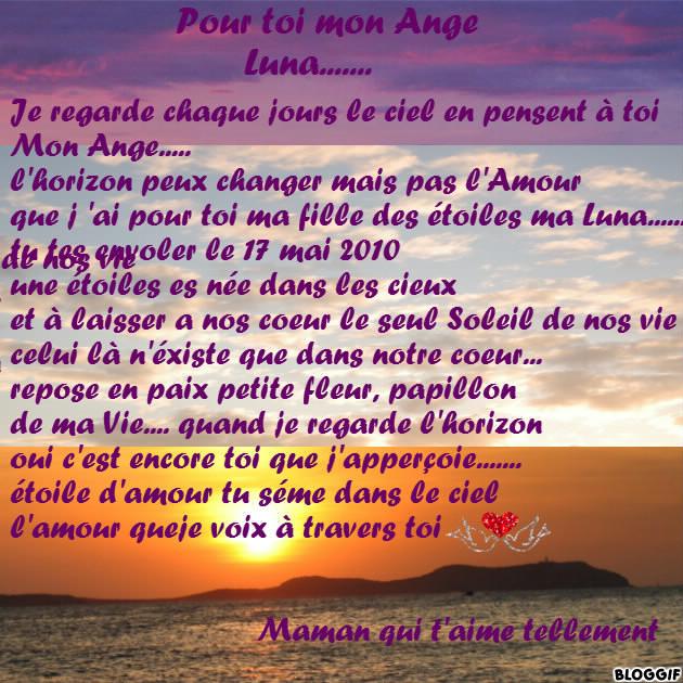 Un Ange s'en es aller..... Bloggi48