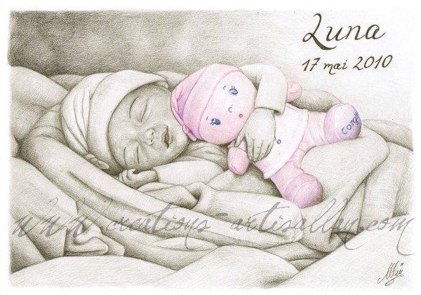 le temps n'Efface rien..... Juste le moment présent aide à vivre mieux Luna tu auras 3 ans d'ailes d'ange cet année le 17 mai 2013 je cite ton histoire qu'elle reste à jamais Luna2_17