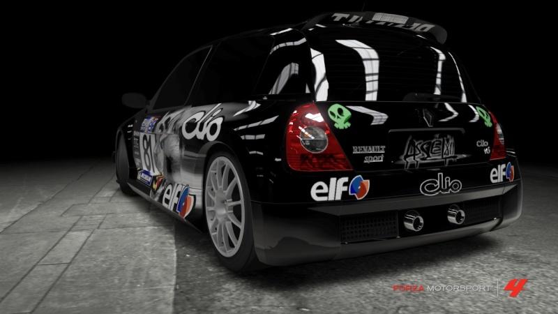 Renault - Sport Clio V6 - 2003 - TRC LIMITED VERSION  Getpho20