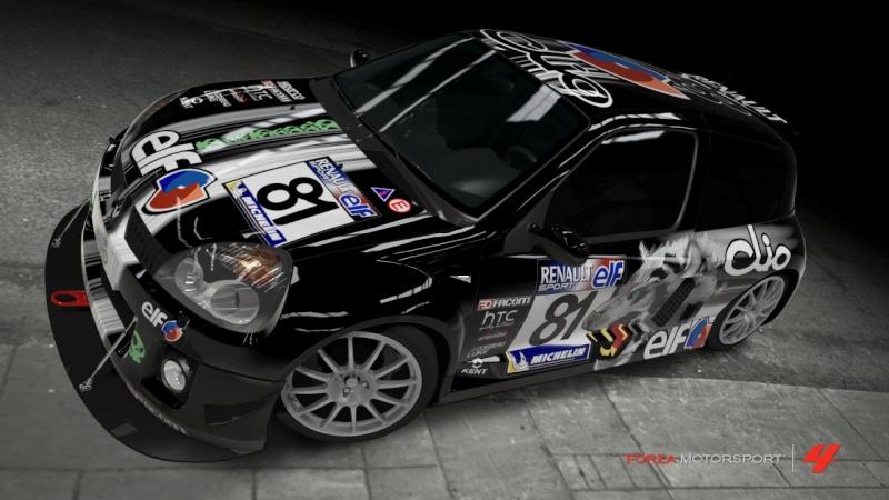 Renault - Sport Clio V6 - 2003 - TRC LIMITED VERSION  Getpho22