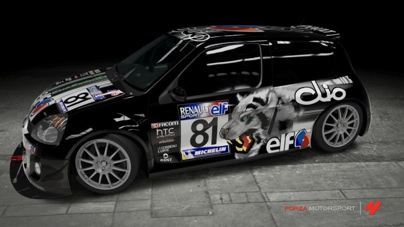 Renault - Sport Clio V6 - 2003 - TRC LIMITED VERSION  Getpho24