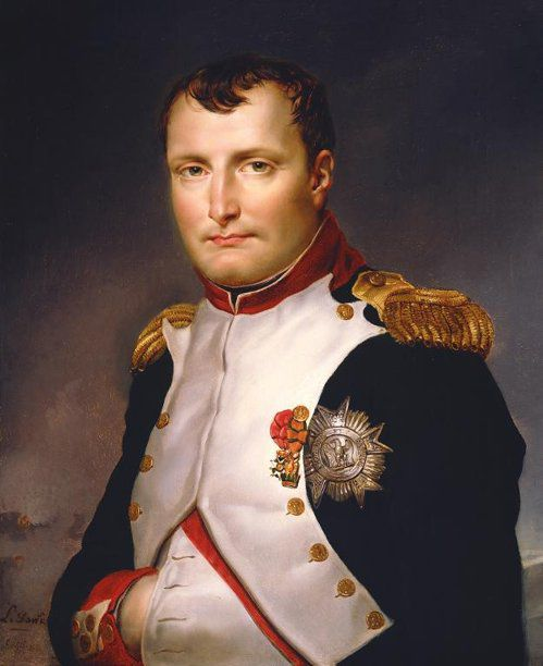 Napoléon ou le portrait de JL David retrouvé mais c'est pas vraiment ça selon JCC par pisco 90276310