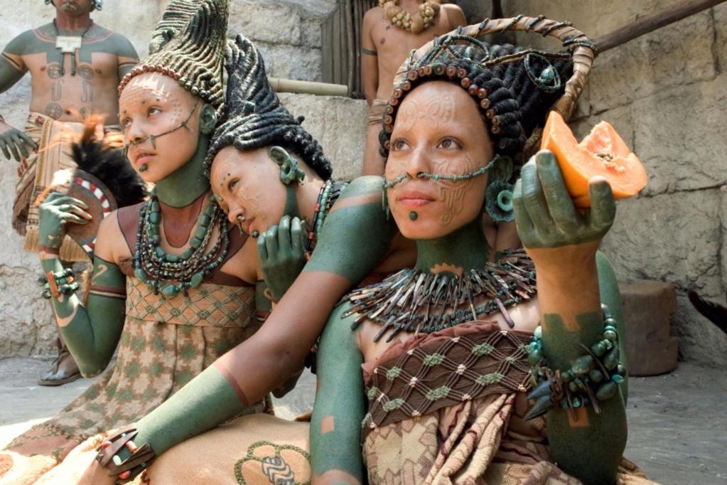 Femme Maya par Pisco Apocal10