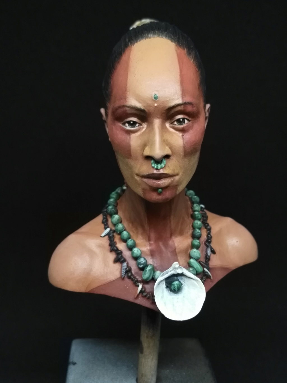 Femme Maya par Pisco Img_2045