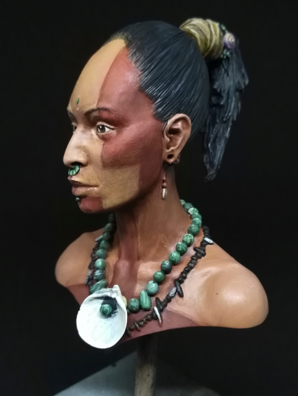 Femme Maya par Pisco Img_2046