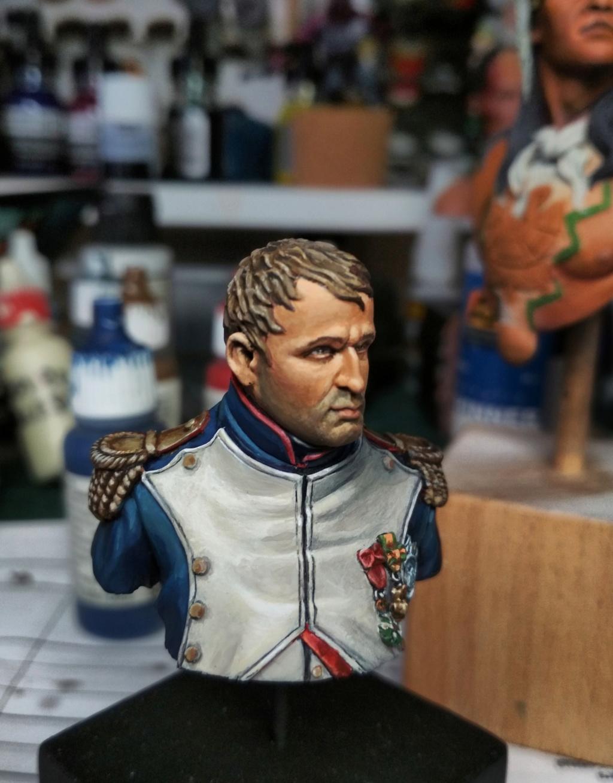 Napoléon ou le portrait de JL David retrouvé mais c'est pas vraiment ça selon JCC par pisco Img_2128