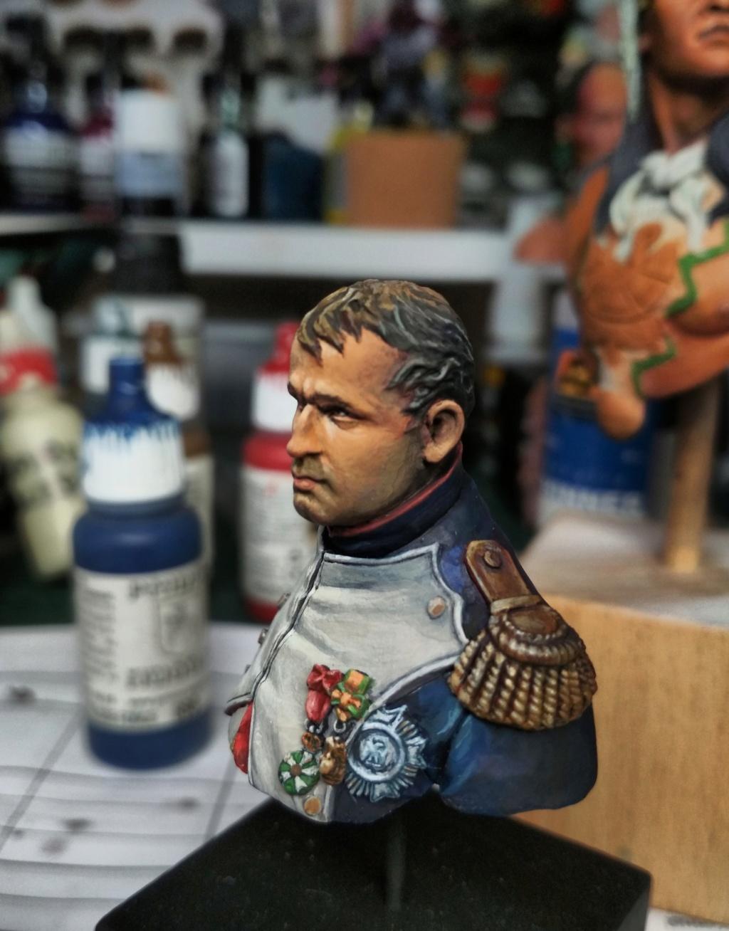 Napoléon ou le portrait de JL David retrouvé mais c'est pas vraiment ça selon JCC par pisco Img_2130