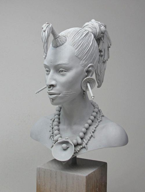 Femme Maya par Pisco Mayabu11