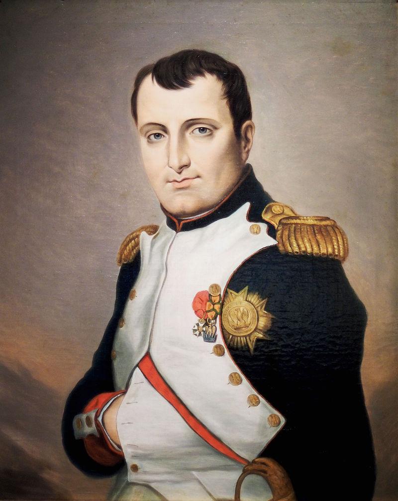 Napoléon ou le portrait de JL David retrouvé mais c'est pas vraiment ça selon JCC par pisco Napole10