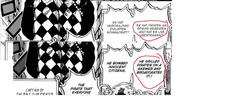 One Piece Kapitel 706: Ich werde nicht mehr über dich lachen - Seite 5 Beweis10