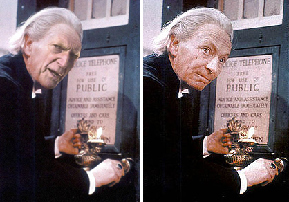 Doctor Who, le biopic: An Adventure in Space and Time Braile10