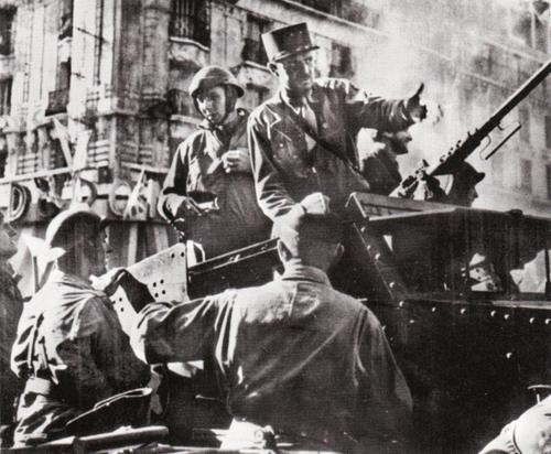 Album photo des Forces Françaises libre Lecler10