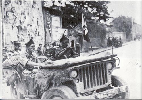 Album photo des Forces Françaises libre Massu_10