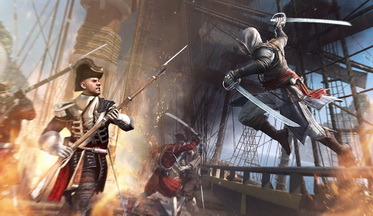 Превью Assassin`s Creed 4: Black Flag.  3-110