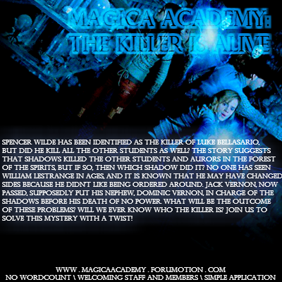 Magica Academy : The Killer Is Alive Ma201196