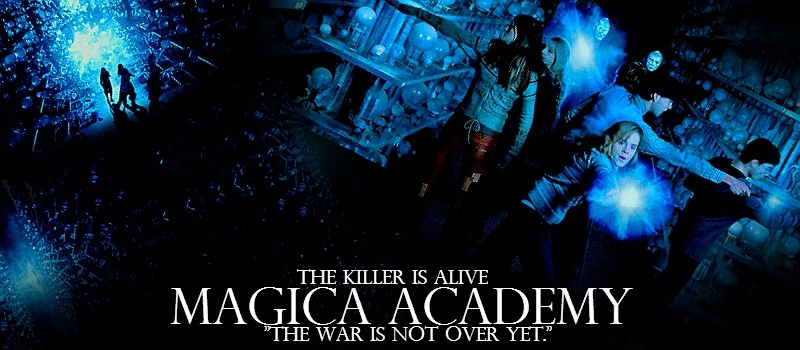Magica Academy : The Killer Is Alive Ma201320