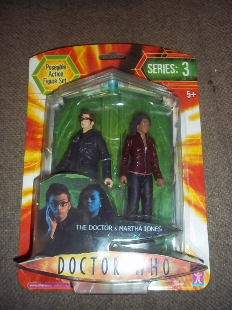 Doctor Who 10th Doctor Martha Jones 2 Pack 10th_m11
