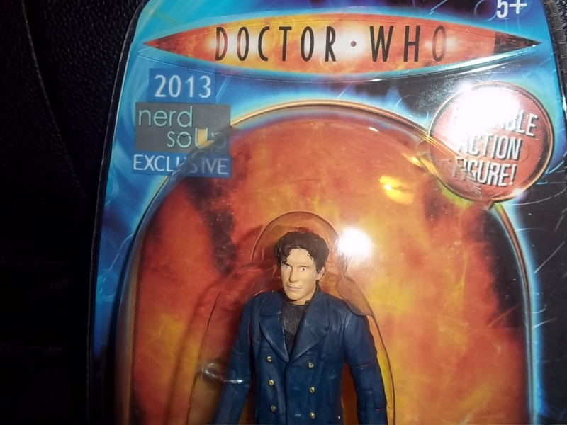 ONLY ONE LEFT!!! 2013 NerdSoup Exclusive Doctor Who Figure 8th_da11