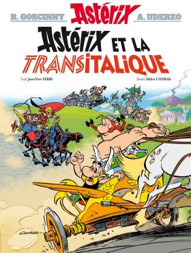 Les albums d'Astérix le Gaulois - Page 2 Alb37f10