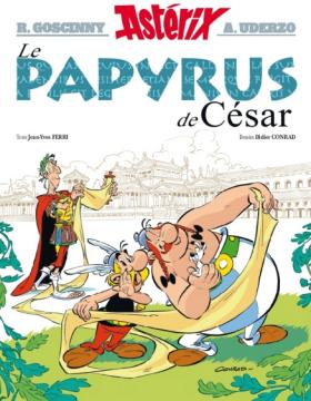 Les albums d'Astérix le Gaulois - Page 2 Le_pap10