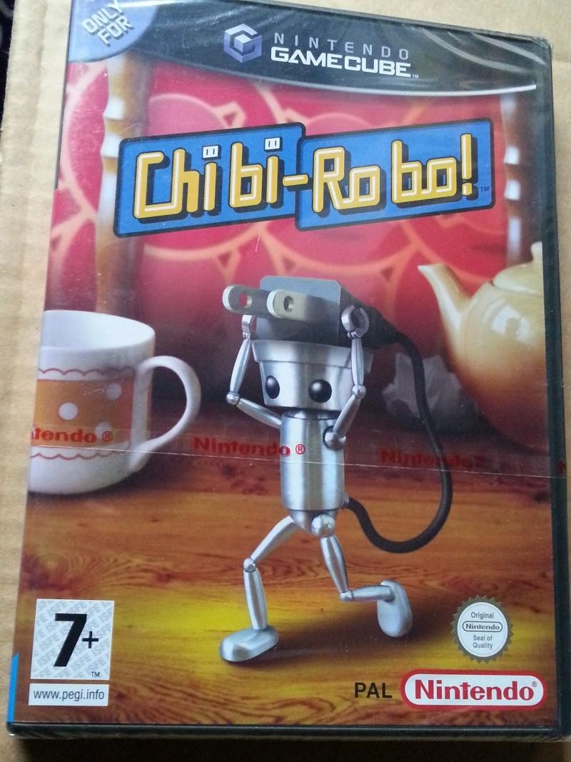 [ech] GC chibi robo neuf sous blister  2013-010