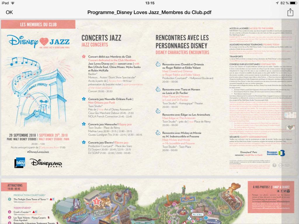 [Soirée] Disney Loves Jazz (29 septembre 2018) - Page 6 00c5fa10