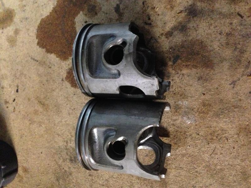 piston cassé Photo410