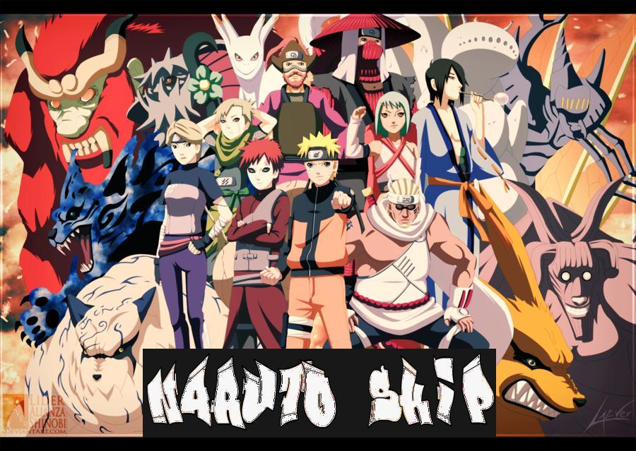Naruto Skip - Nosso Jeito De Ser