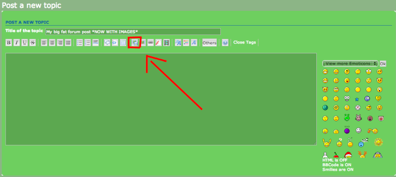 How to add pictures to your forum post Step_110