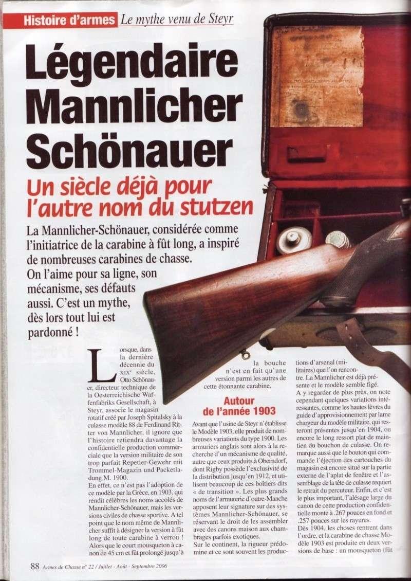 Mannlicher Schoenauer Steyr110