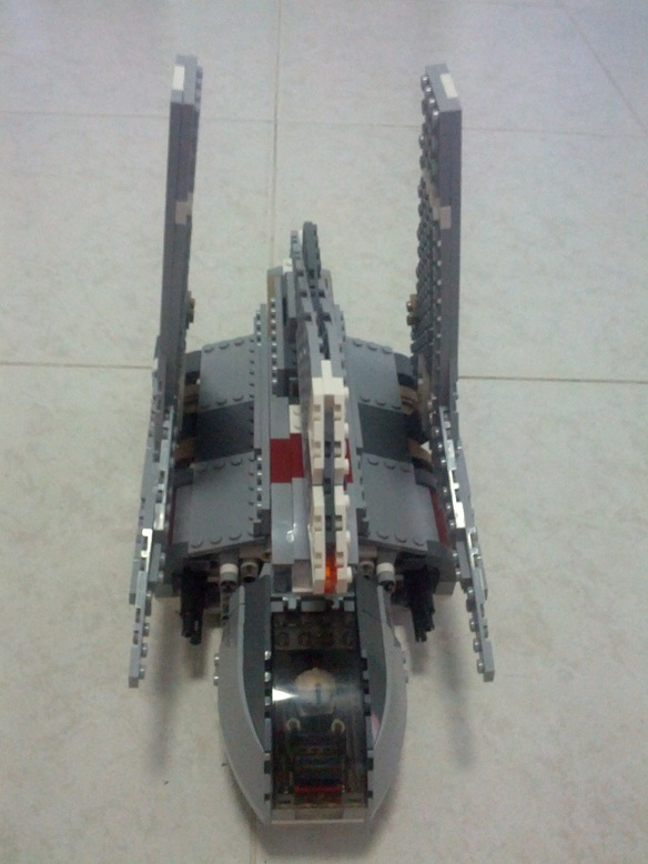 [Completed] 8096 Emperor Palpatine's Shuttle Img_2035