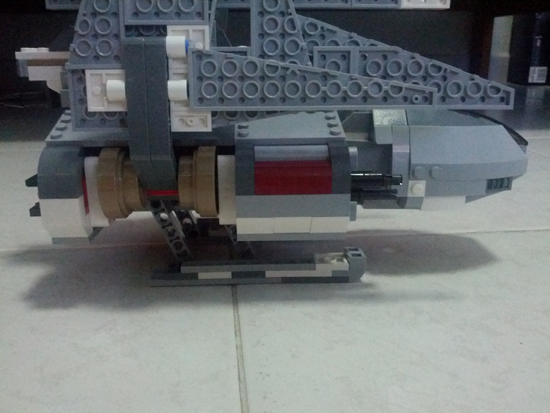 [Completed] 8096 Emperor Palpatine's Shuttle Img_2037