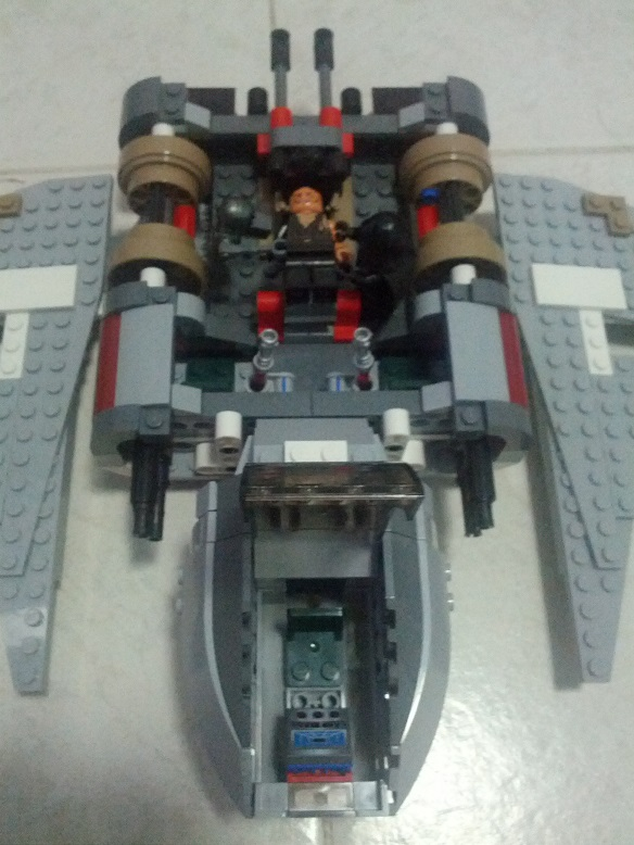 [Completed] 8096 Emperor Palpatine's Shuttle Img_2040
