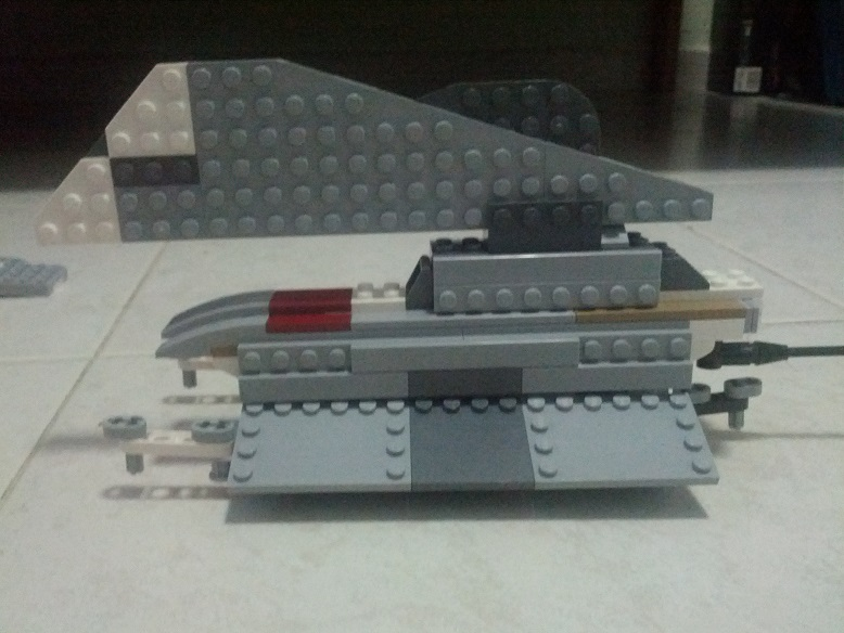 [Completed] 8096 Emperor Palpatine's Shuttle Img_2045