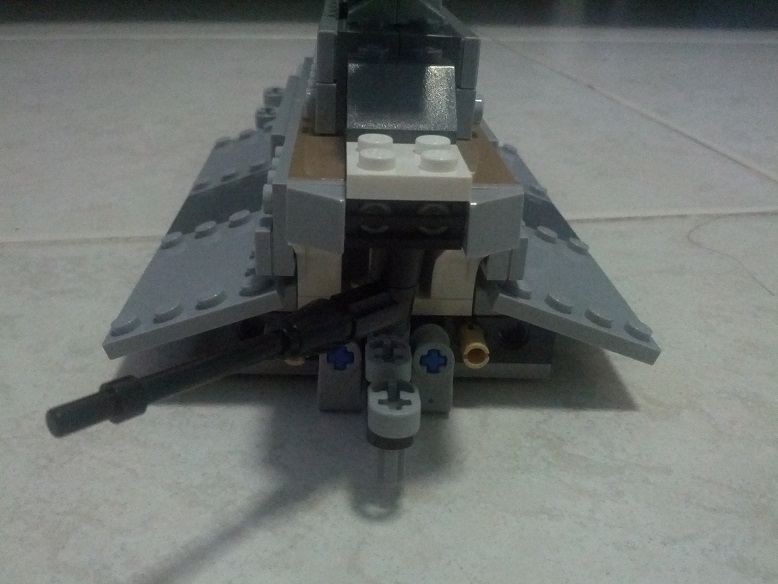 [Completed] 8096 Emperor Palpatine's Shuttle Img_2046