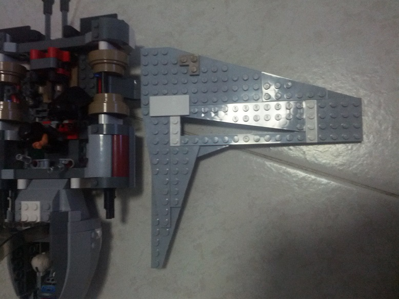 [Completed] 8096 Emperor Palpatine's Shuttle Img_2048