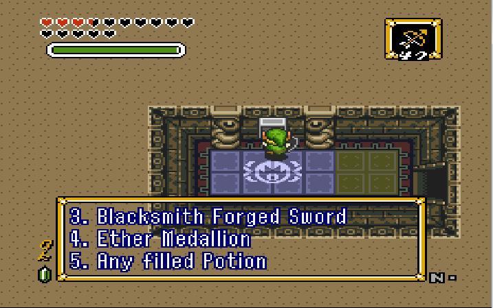 [soluce] The legend of Zelda Parallel Worlds - Page 2 Pond_r11
