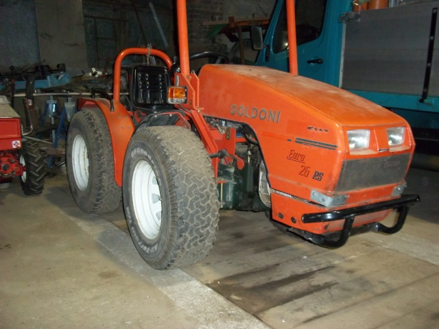 TRACTEUR HORTICOL Snappe10