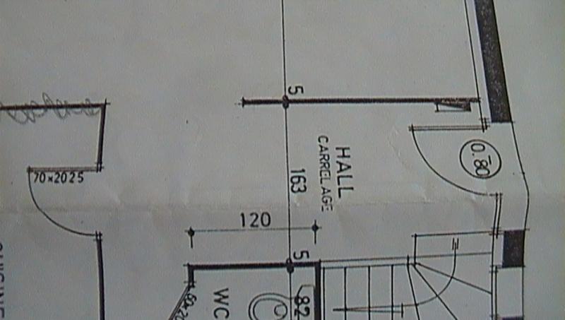 conseils déco pour hall d'entrée et couloirs Plan_012