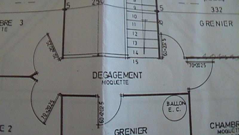 conseils déco pour hall d'entrée et couloirs Plan_015